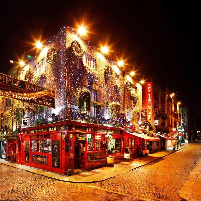 Die irische Hauptstadt plant, traditionelle Straßenlaternen durch LED-Lampen für mehr als 600 Millionen Yuan zu ersetzen