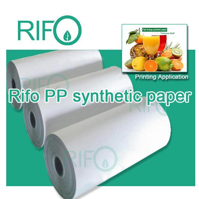 Synthetische Papiere Neue Möglichkeiten