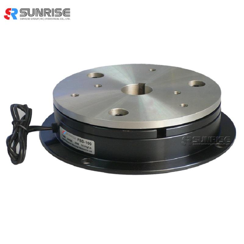 SUNRISE Price Visibility Industriemaschinenteile mit elektromagnetischer Bremse FBD
