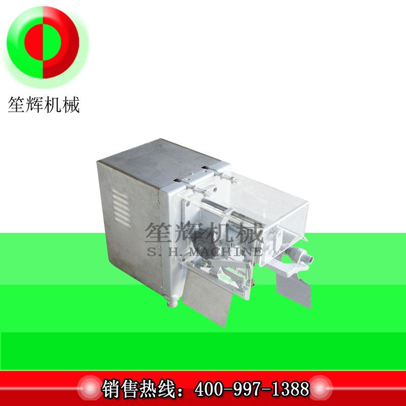 Maschine zum Entfernen von Apfelschälkernen