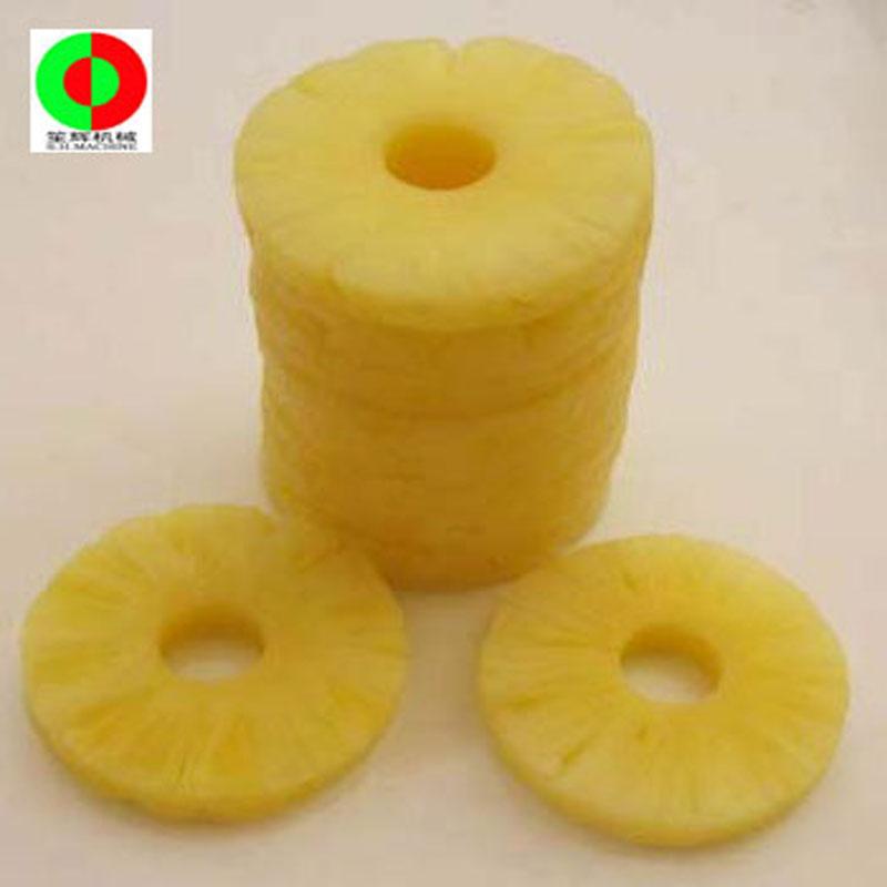 Ananasschälmaschine