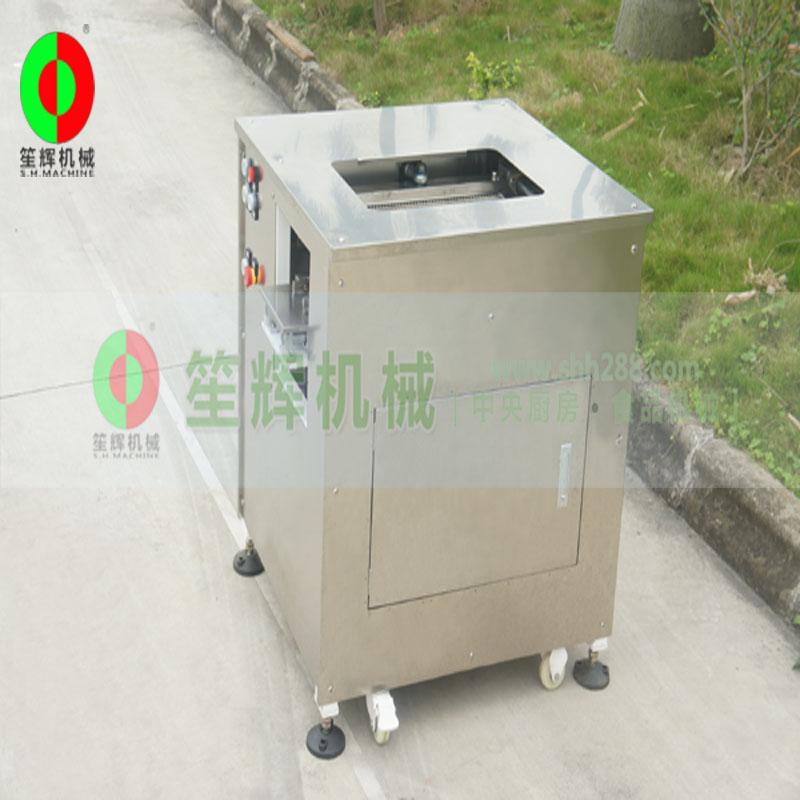 Fischschneidemaschine für die Fischverarbeitung