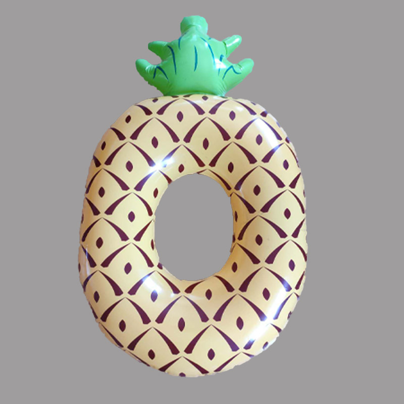 Aufblasbare Ananas Pool Float