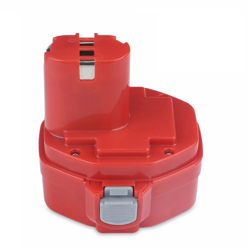 Gute Qualität Ni-Mh 2000mAh 14,4V Power Drill Akku Ersatz für Makita 1435, 1435F, 192.699-A