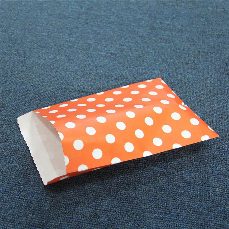 Kleine papiertüten verpackung party geschenk süßigkeiten verpackungsbeutel