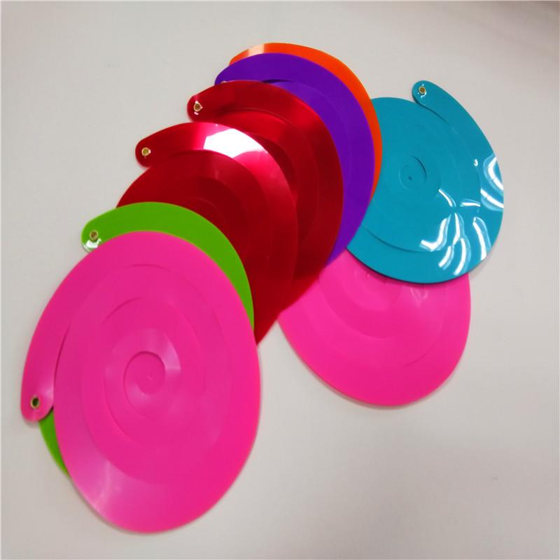 Folien-Strudel-Partei-Dekorations-Ballon-Hängen