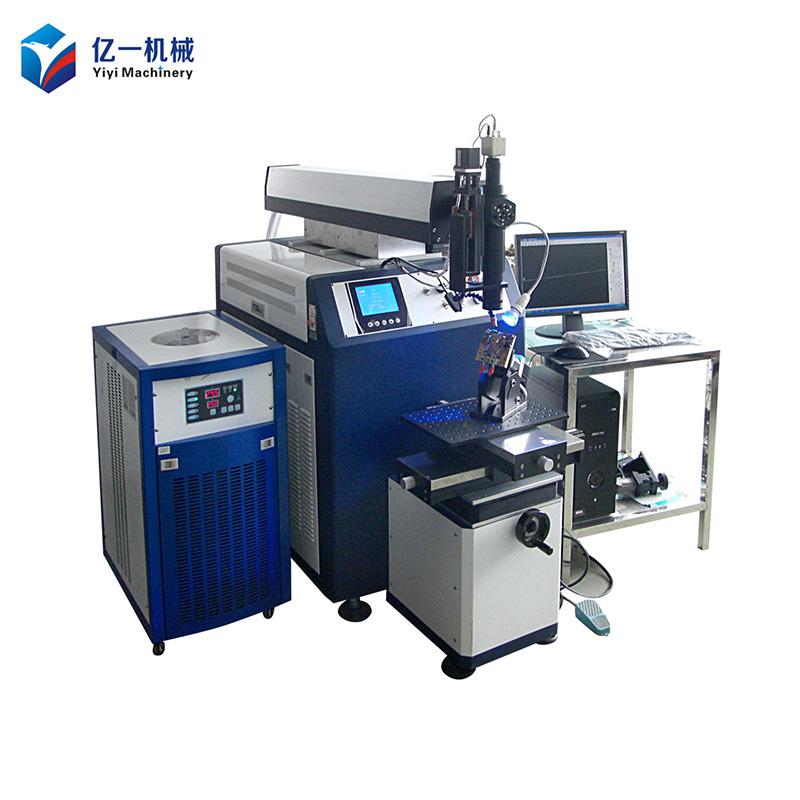 Yiyi Großhandel YAG Automatische Laserschweißmaschine mit vier Achsen
