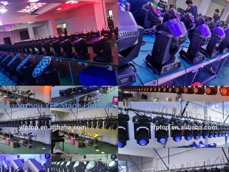 GUANGZHOU YFP STAGE LIGHITNG EQUIPMENT CO.,LTD