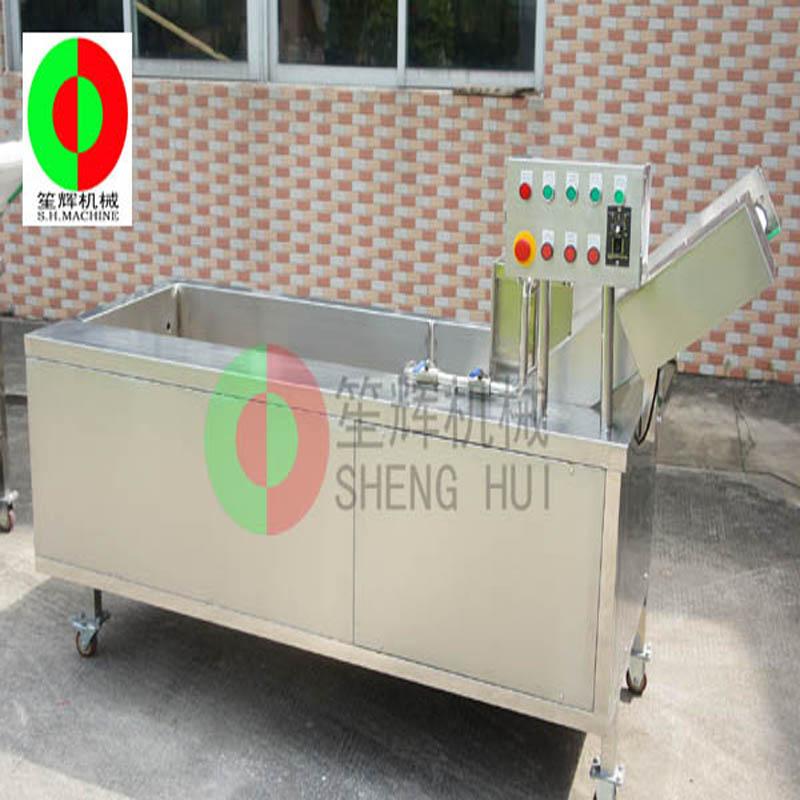 Eine neue Art der Wirbelstrom-Gemüsewaschmaschine