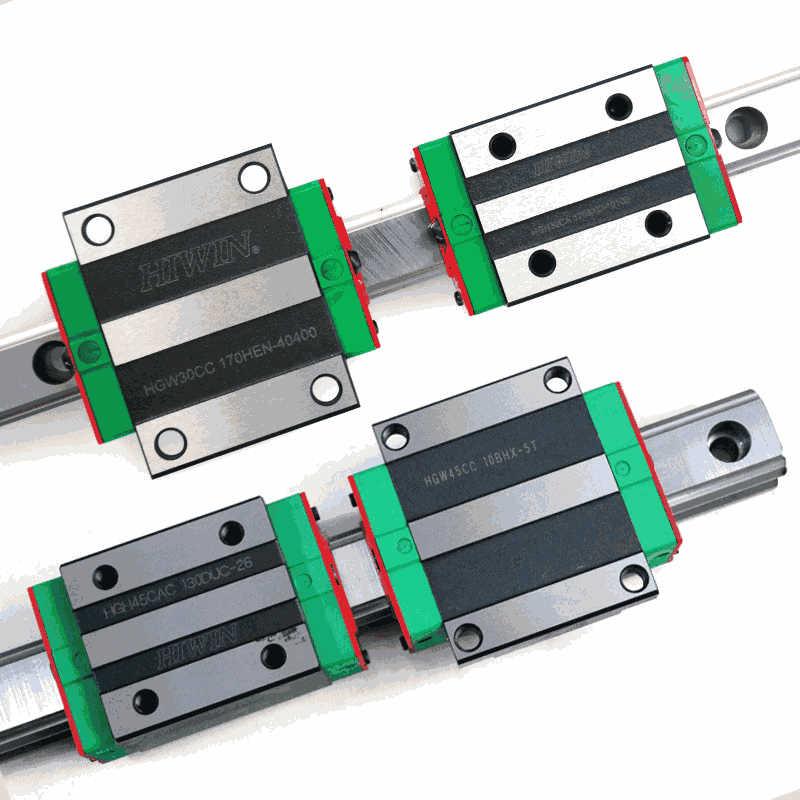 HIWIN High Precision EGH20CA Miniaturschlitten Qualitätssicherung für Silver Linear Slider Slider auf Taiwan