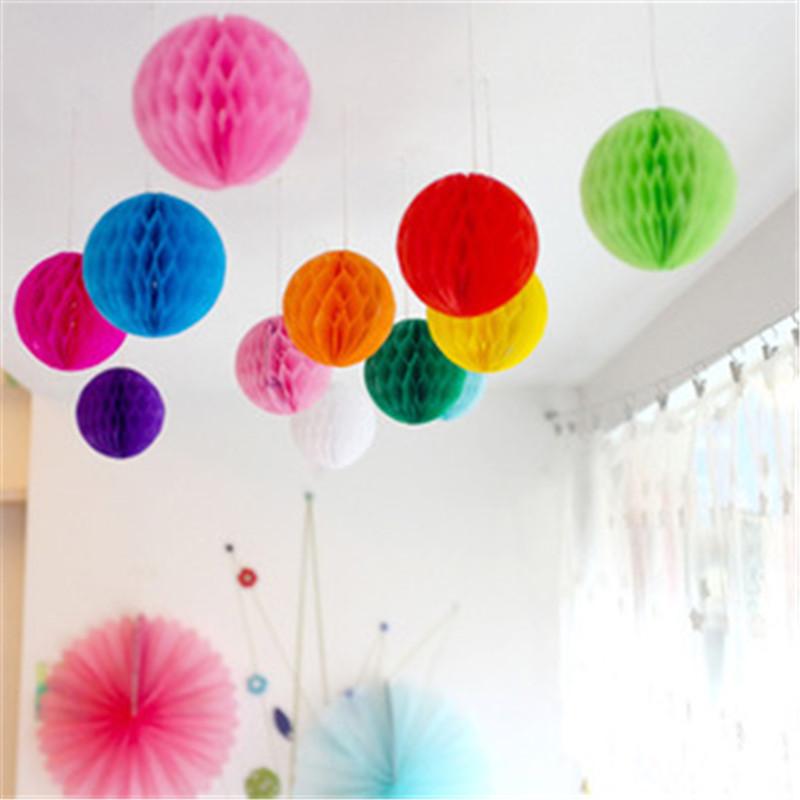 Deckendekorationsfahnenballon-Bandgirlande für Parteihochzeit Chirstmas-Tag