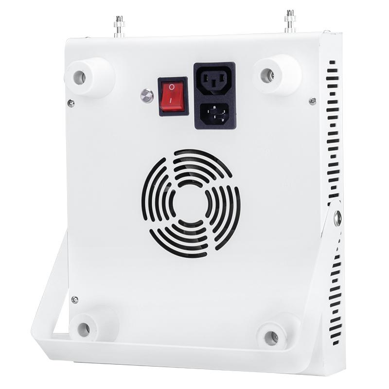 RD300 Rot 660 nm u0026 Nahinfrarot 850 nm Lichttherapiegeräte, 300 W tragbares LED-Therapielicht für Haut- und Schmerzlinderung