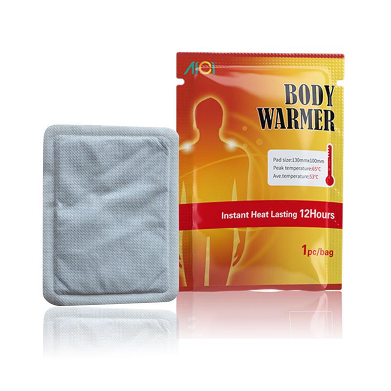 Körperwärmer Patch