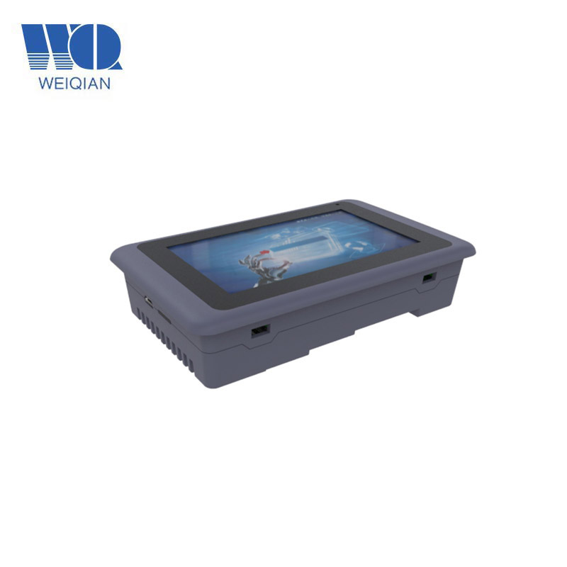4,3-Zoll-Touchscreen-Industriemonitor WinCE-Industrie-Panel-Computer