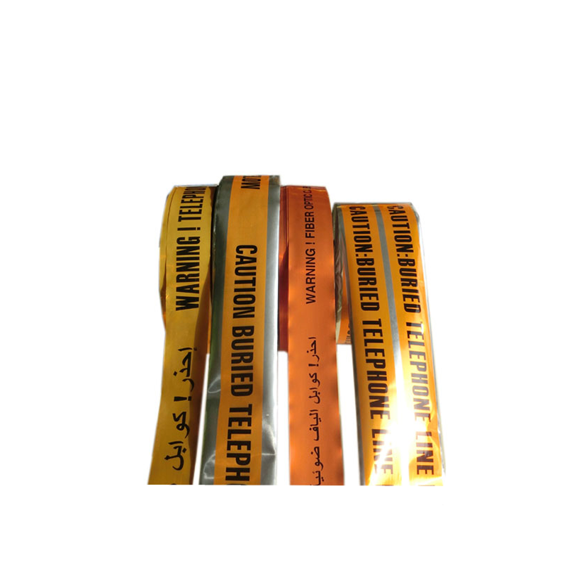 Traffic Construction Custom Colors Warnband aus Aluminiumfolie