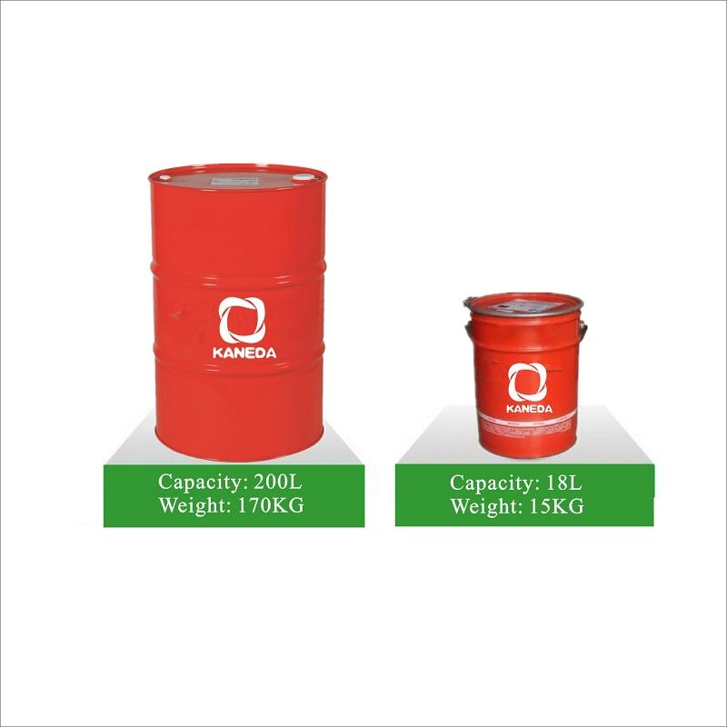 KANEDA COPAL OGL 2 Hochdruckhaftendes Aluminiumkomplexfett mit Festschmierstoffen für schwere Anwendungen.
