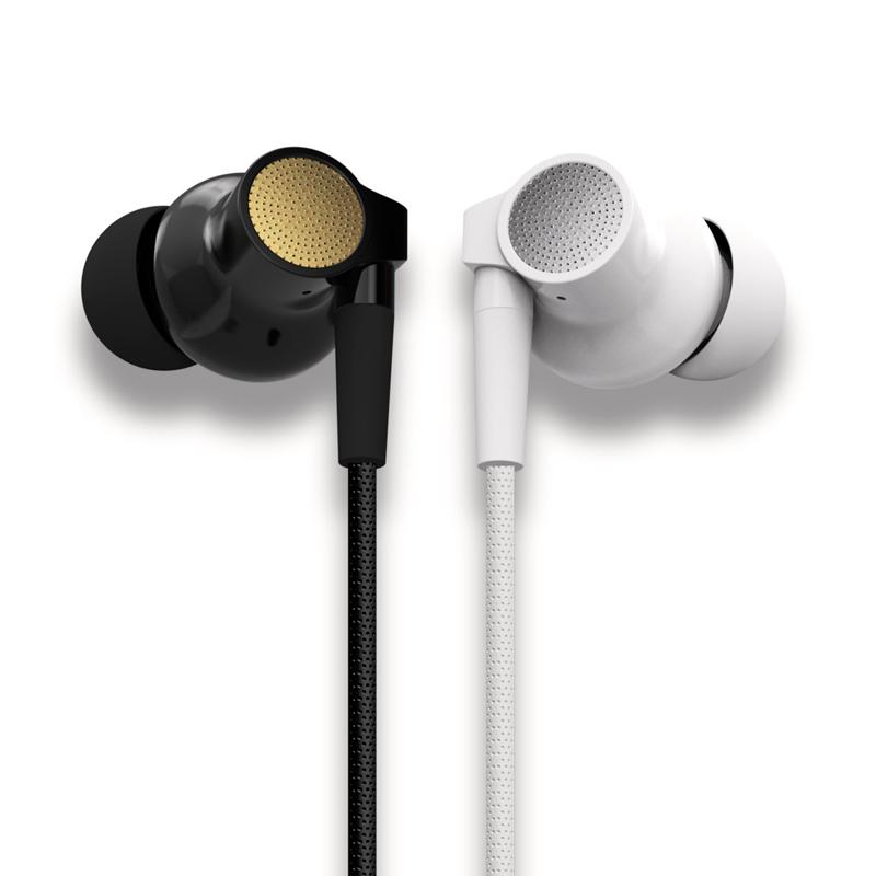 Neuer Stereo-In-Ear-Ohrhörer mit Kabel
