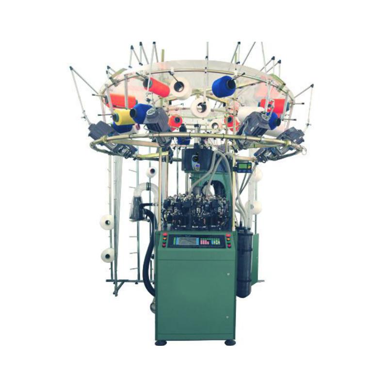 Computergesteuerte nahtlose Unterwäsche-Strickmaschine