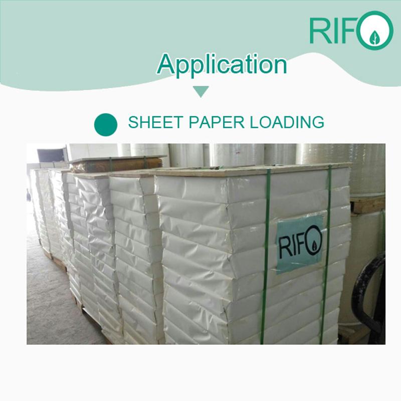 PP Synthetische Papierzusammenfassung der Erfindung