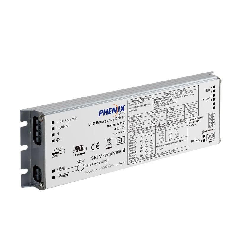18450X INTEGRIERTER LED AC + NOTFALLTREIBER