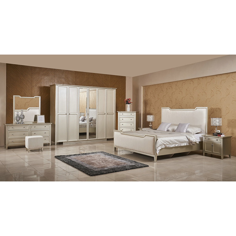 Klassisches Design Moderne Wohnmöbel Schlafzimmer Set