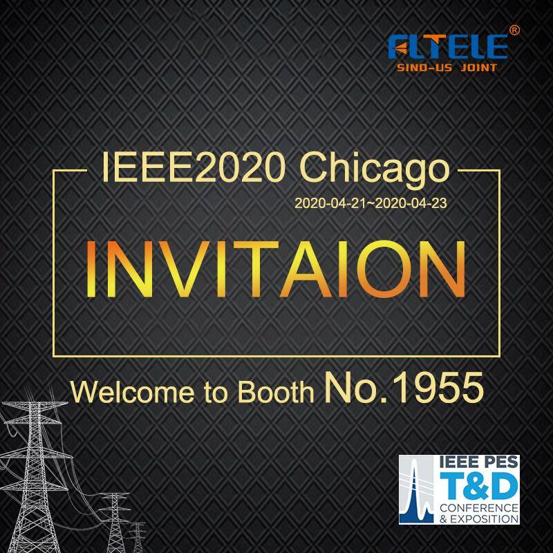 IEEE 2020 Chicago Ausstellung