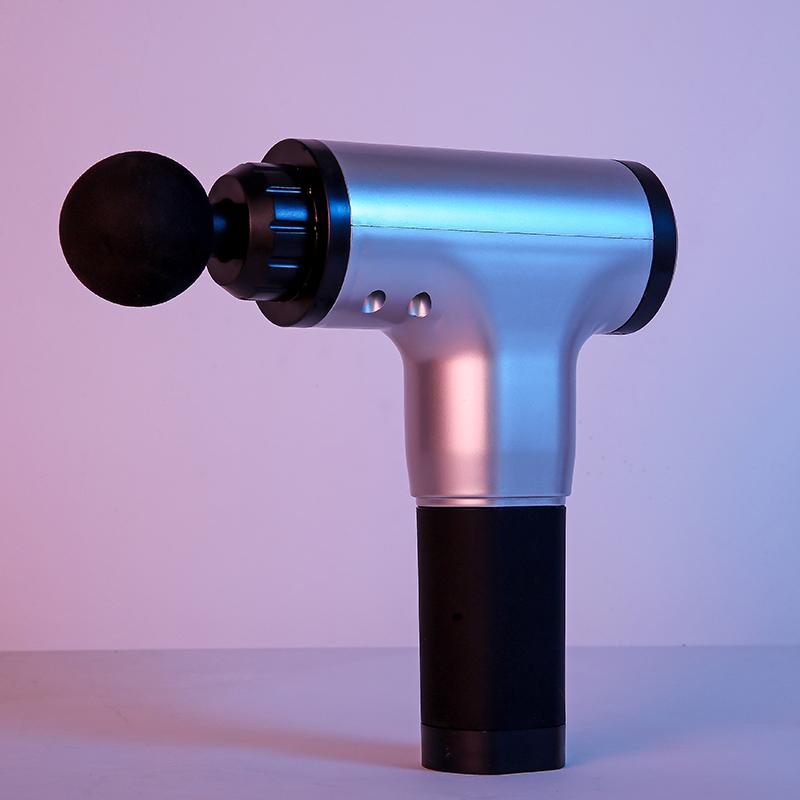7,4-V-Handvibrationsmassagegerät Massagepistole Muskelentspannungsmassagegerät