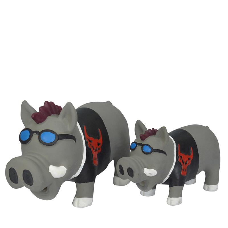 Fabrik Latex quietschendes Haustier Spielzeug Hund Kauspielzeug