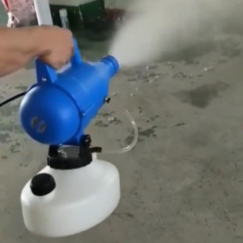 1500W super großer Zerstäubungsspray-Desinfektionsgerät