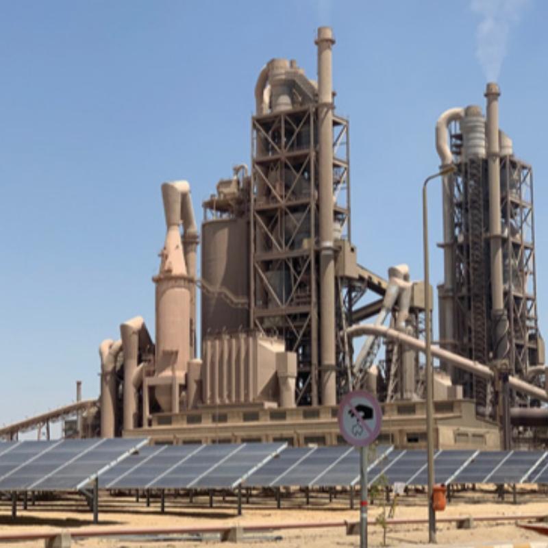 Die positive Energie von Arabian Cement